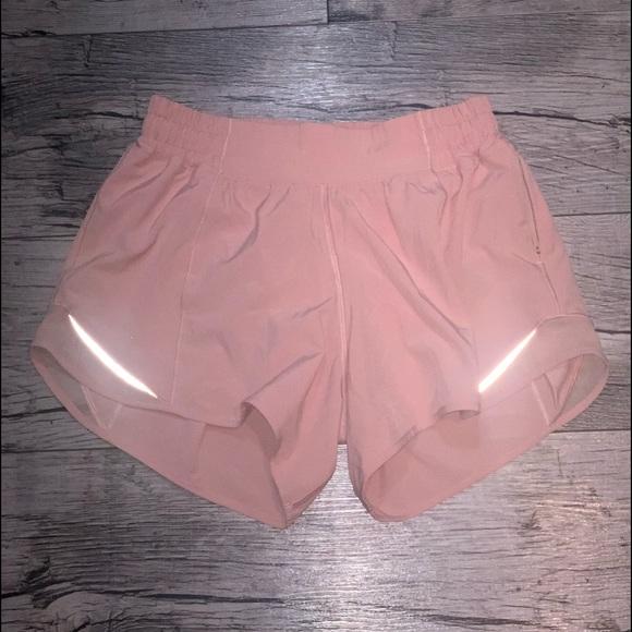 Lululemon Size 4 Hotty Hot Shorts II